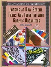 Looking at How Genetic Traits Are Inherited with Graphic Organizers-ExLibrary