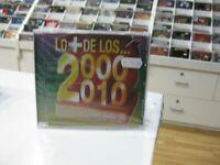 Lo + De Los 2000-10 Europa-Cd Amaral, Makak , Bunbury 2011