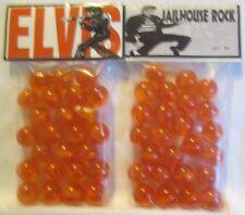 2 Bags Of Elvis Presley Jail House Rock Album Promo Marbles