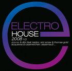 CD Electro House Vol.2 d'Artistes divers 2CDs