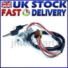 PEUGEOT 205 1982-1997 309 1986-1993 MK1 MK2 Ignition Switch Lock Barrel & Keys