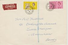 ** FREEDOM FROM HUNGER FIRST DAY COVER 21ST MARCH 1963 **
