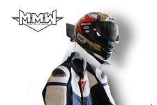 Motorcycle Helmet and Jacket Holder Helmet Wall Mount Helmet Rack