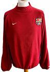 BARCELONA Nike Therma-fit Training Fleece Sweatshirt (M) La Liga