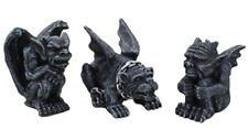 Mini Guardian Gargoyles Set of 3