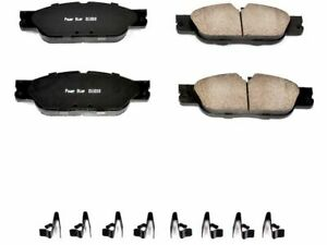 For 2006 BMW 325xi Disc Brake Pad and Hardware Kit Front Power Stop 52696SG AWD