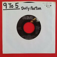 """DOLLY PARTON 9 to 5 b/w Old Flames Cant Hold A Flame 45 rpm 7"""" GB 12316 Jukebox"""