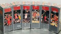 1991-92 Upper Deck Michael Jordan Locker Series 1 - 6 sealed Set