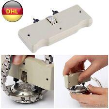 Uhr Gehäuseöffner Schraubboden Uhrmacherwerkzeug Watch Opener Batteriewechsel  A