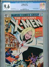 1980 MARVEL X-MEN #131 CLASSIC JOHN BYRNE EMMA FROST COVER CGC 9.6 WHITE BOX5
