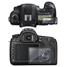 2-LCD KIT Cristal Pantalla Protector Para Canon EOS 5D Mark III Camara Nuevo