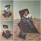 Francis Bacon, Triptych-Three Studies for Portrait of Lucian Freud 1966, Signed