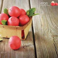 [eos] Evolution of Smooth ORGANIC Sphere Lip Balm (SUMMER FRUIT) USA NEW