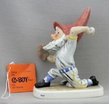 Goebel Ceramic Gnome 17-529-16 - Co-Boy Pat The Pitcher - W. Germany