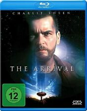 THE ARRIVAL (BLU-RAY) - TWOHY,DAVID   BLU-RAY NEU