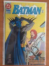 BATMAN #476 April 1992 Comic Book