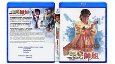 HOANG GIA SU TY - Yes Madam - Phim Le HK Bluray - USLT/Eng Dub (read first)