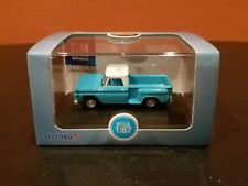 Oxford Diecast # 87CP65001  1965 Chevrolet Stepside Pickup Assembled  HO SCALE