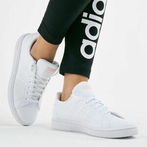 Adidas Womens Advantage Base Trainers RRP:£49.99 UK 5 Eur 38