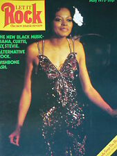 LET IT ROCK MAGAZINE MAY 1973 - DIANA ROSS - WISHBONE ASH - TWINKLE