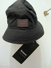 Barbour Land Rover Wax Sport Cap Hut ,M   54-56, black,  Limited EDITION    7685