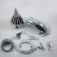 Spike Air Cleaner Kit filter intake Chrome For Yamaha Road Star XV 1600 1700 A