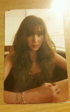 Snsd tiffany i just wanna dance official photocard Kpop k-pop u.s seller