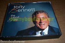 Tony Bennett 3 CD Set The Good Life Very Thought of You Who Can I Turn To 32trax
