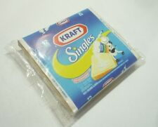 Kraft SINGLES Cheese Pack FRIDGE MAGNET Novelty Indonesia 3D Large 2""