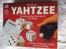 Yahtzee Original-MB-Jeu de plateau