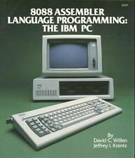 8088 Assembly Language Programming: The I.B.M.Pers