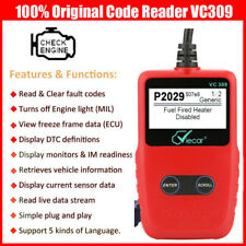 OBD2 Car Code Reader Automotive Check Engine Light Scanner Diagnostic Tool VC309