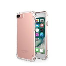 iPhone 7 8 Case Apple Clear Shock Absorption Protective Proof Bumper
