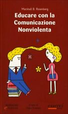 LIBRO EDUCARE CON LA COMUNICAZIONE NON VIOLENTA - MARSHALL ROSENBERG