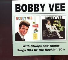 Bobby Vee / With Strings And Things - Sings Hits Of The Rockin' 50s