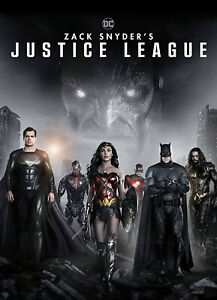Zack Snyder's Justice League (DVD) Brand New & Sealed