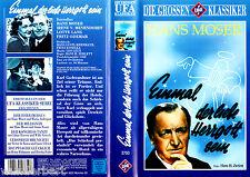 """VHS -"""" Einmal der Liebe HERRGOTT sein """" (1942) Hans Moser - Irene von Meyendorff"""