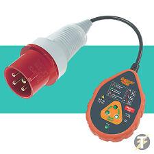 Socket & See SOK60/32 HD 400V Industrial Socket Tester