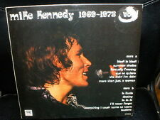 LP MIKE KENNEDY Vol. I 1969 - 1973 los BRAVOS SPANISH rare 1983 VINYL VINILO
