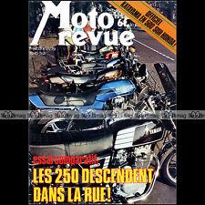 MOTO REVUE N°2400 GUZZI 250 TS HONDA CB N YAMAHA RD & XS KAWASAKI SS MURIT 1979