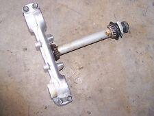 honda xr600r steering stem fork clamp xr650l 91 92 93 94 95 1996 1997 1998 1999