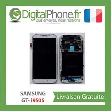 ECRAN Assemblé LCD+vitre tactile+chassis BLANC Samsung Galaxy S4 i9505 + Outils