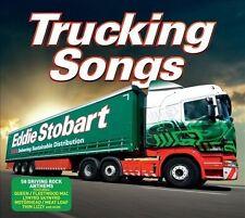 Eddie Stobart Trucking Songs [Digipak] by Various Artists (CD, Jun-2013, 3...