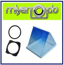 Square Filter Gradual Sky Blue Set (Ring + Holder + Filter )