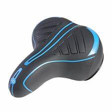 Bicycle Seat Soft Bike Saddles Shock Gel Bike Seat Cushion Wide Reflective Tape