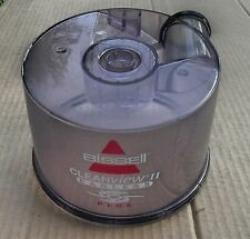 BISSELL CEANVIEW II 3576-6 UPPER DUST COLLECTOR LID US SHIPPING