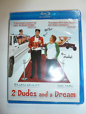 2 Dudes and a Dream Blu-ray comedy movie industry Hollywood Brian Drolet NEW!