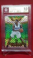 2014 Select Courtside Andrew Wiggins Silver Prizm BGS 9.5 w/10(PSA 10 easy??!!!)