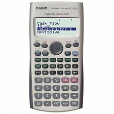 Casio FC100V 10 Digit Financial Calculator
