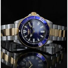 Relojes de pulsera Automatic de acero inoxidable de día y fecha